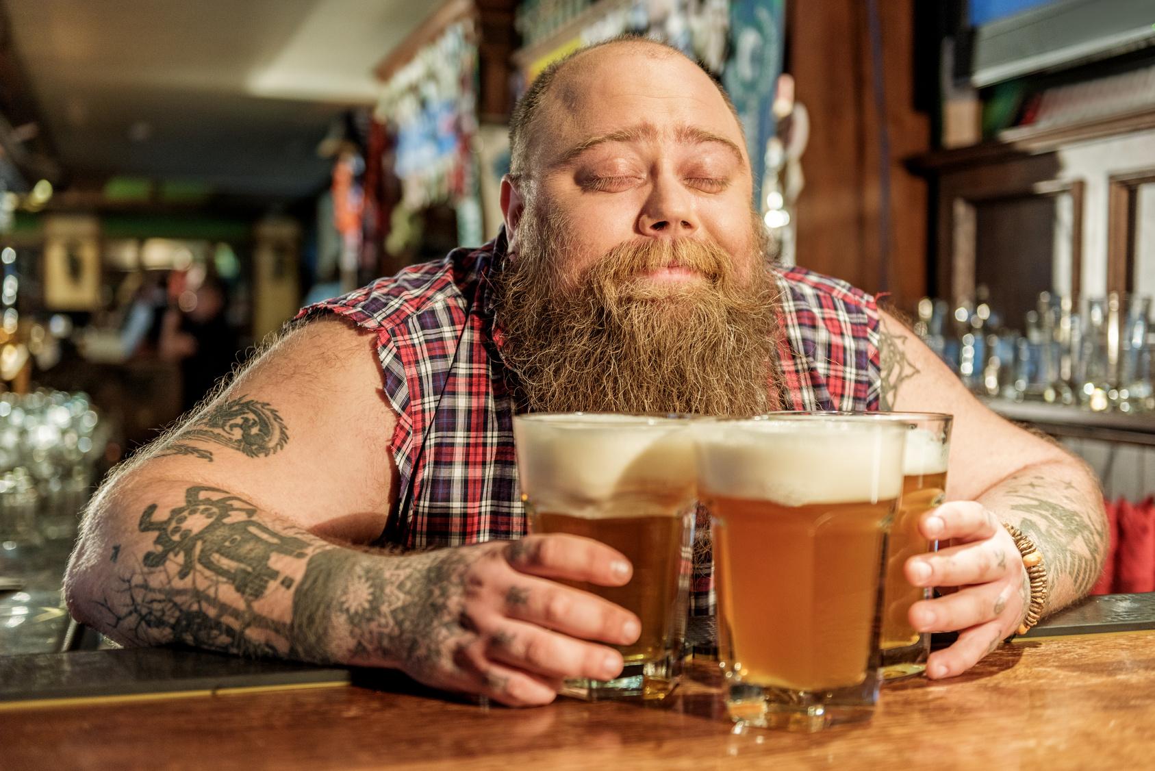 All-In Bierübernachtung