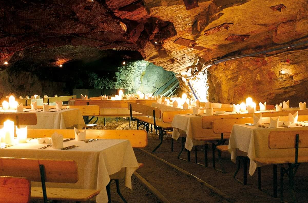 Gruben light dinner
