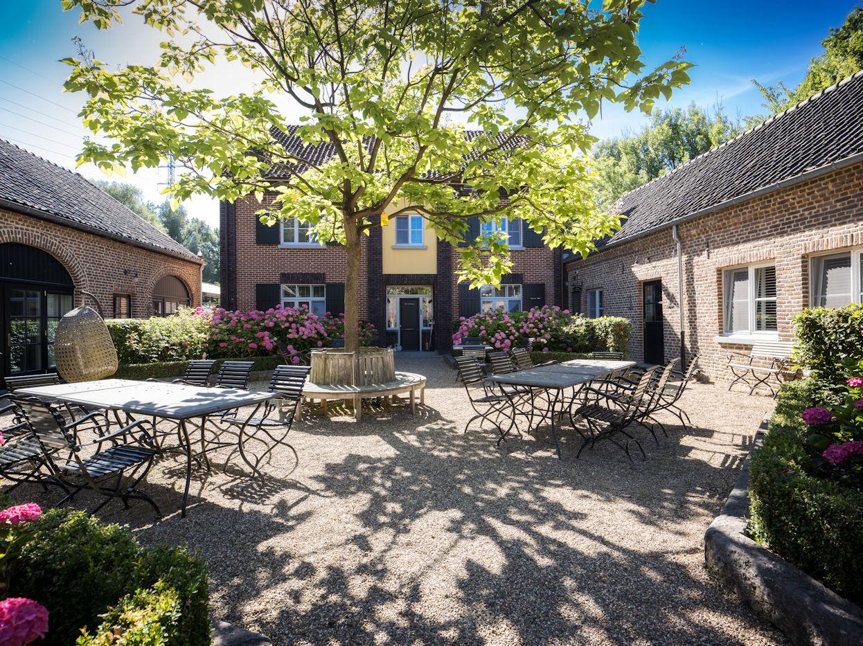 Luxuriöses Bed and Breakfast in einer Jahrhundertealten Mühle!