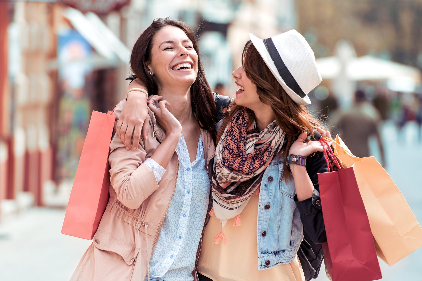 Shopping-Spaß in Essen