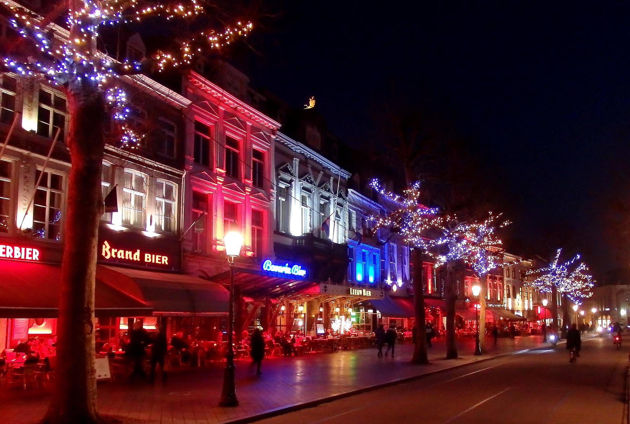 Romantische Nacht in Maastricht