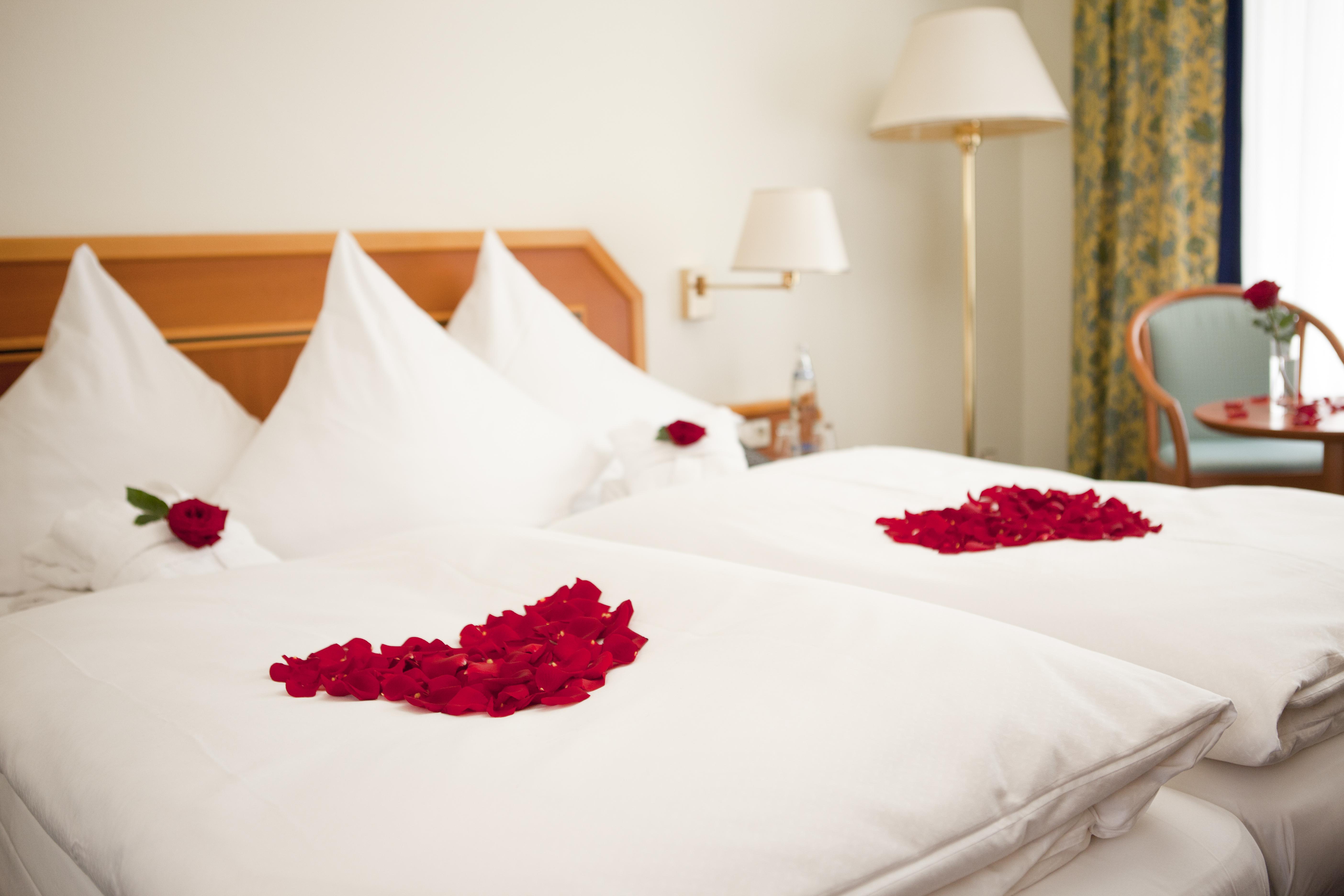Romantische Urlaub